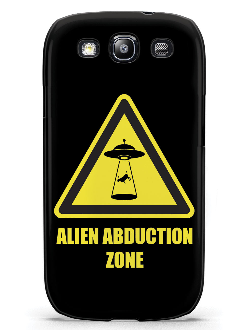 Alien Abduction - Black Case