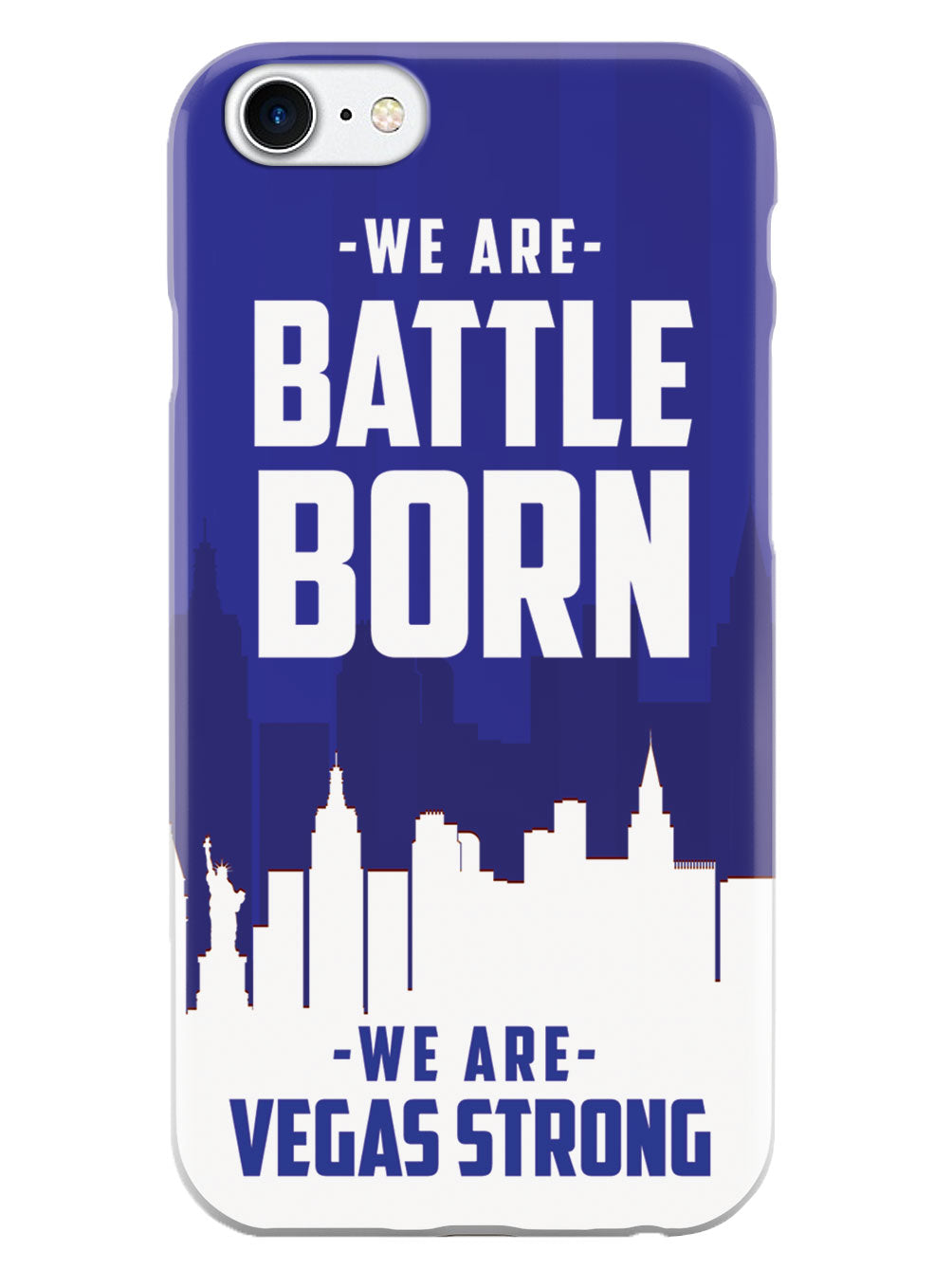We are Battle Born - We are Vegas Strong Case