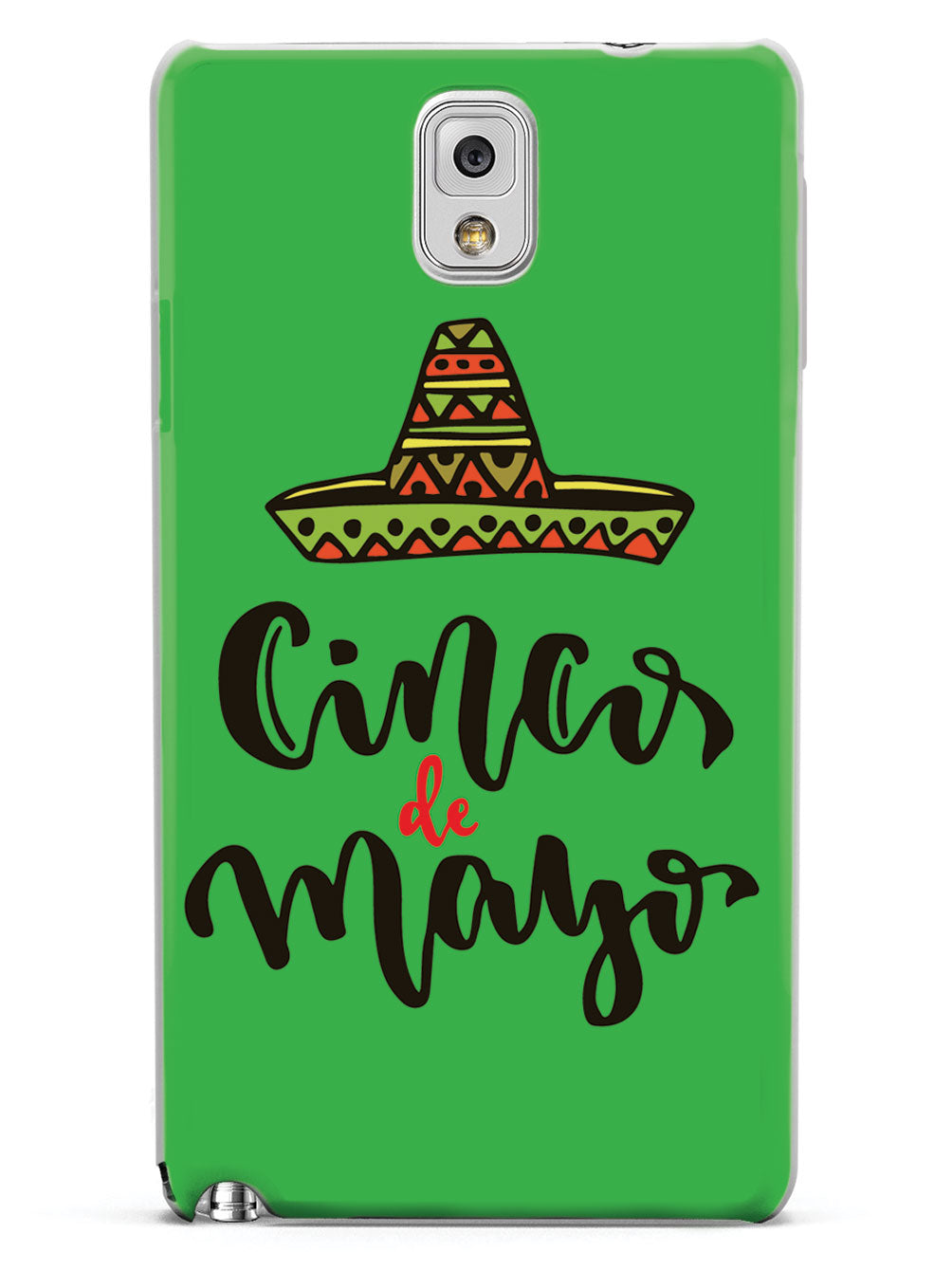 Cinco de Mayo - Green - White Case
