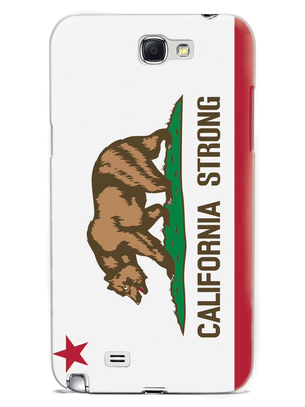 California Strong - State Flag Case