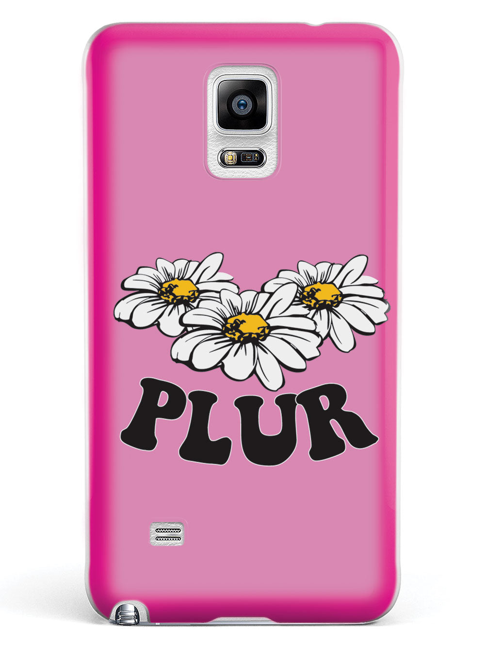 Pink PLUR - White Case