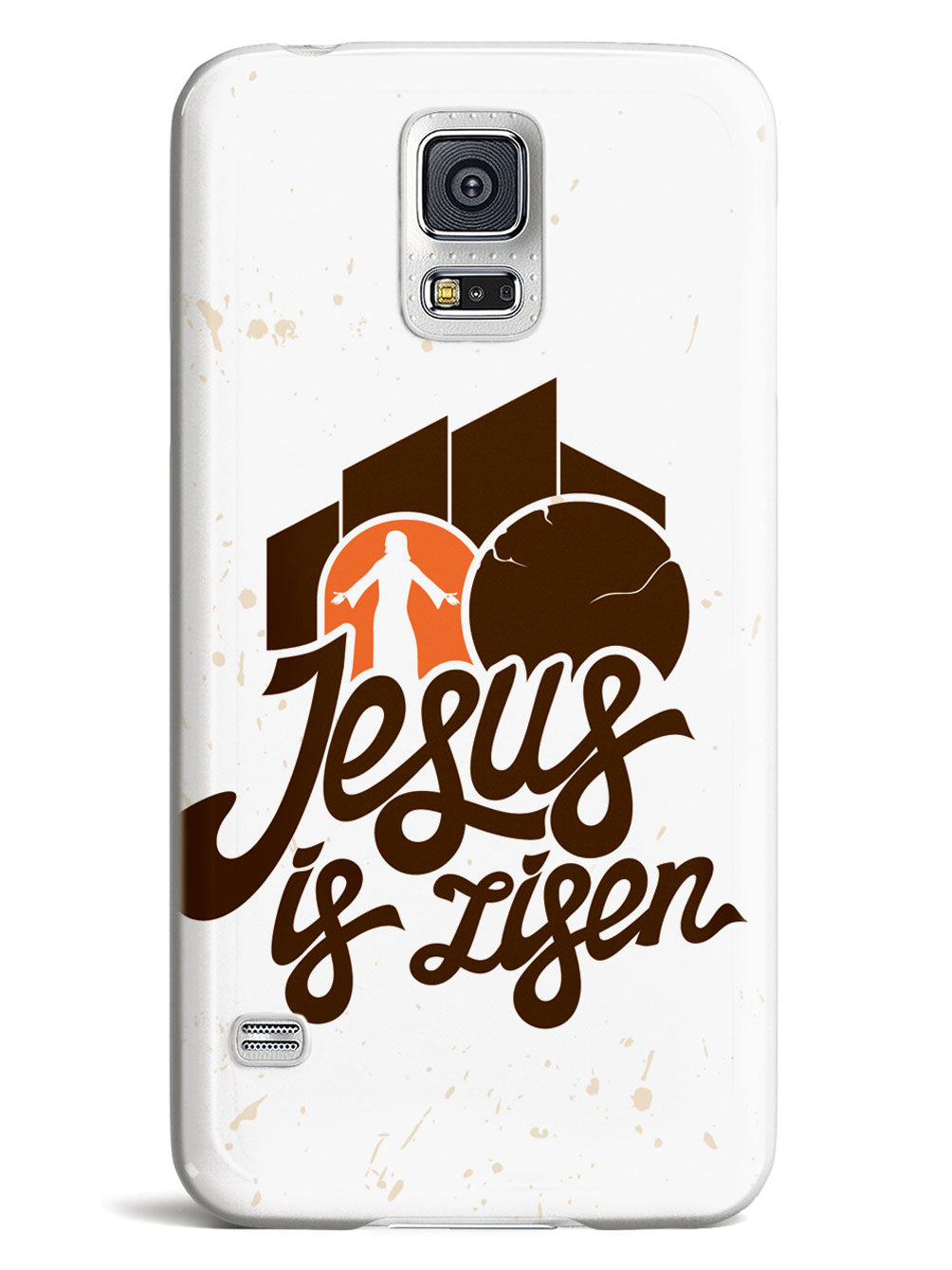 Jesus Is Risen - White Case