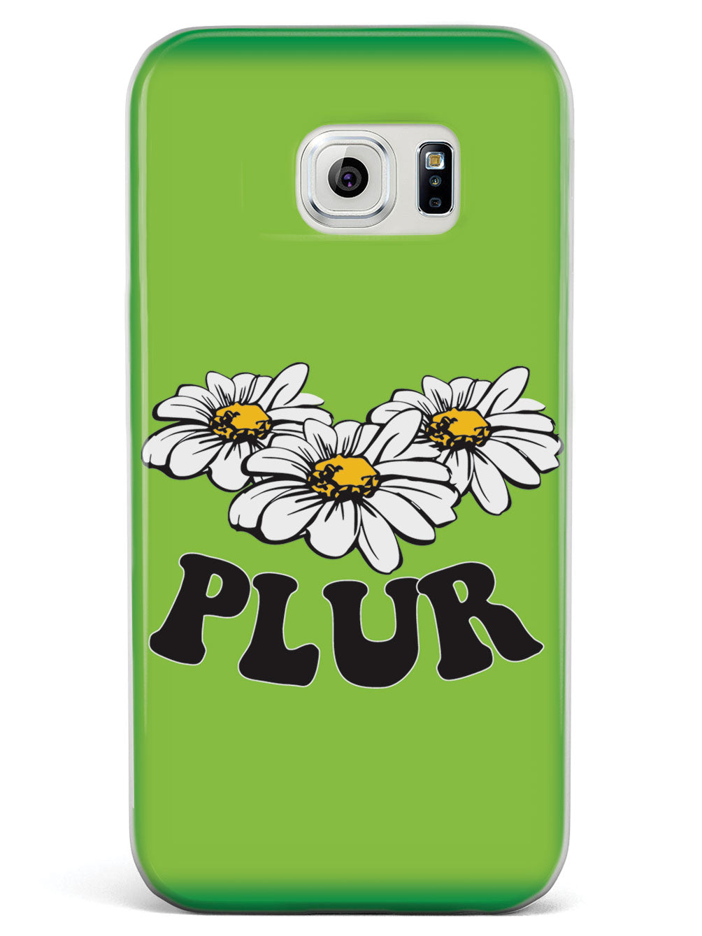Green PLUR - White Case