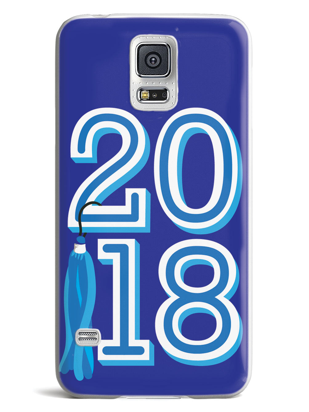 Class of 2018 - Blue - White Case