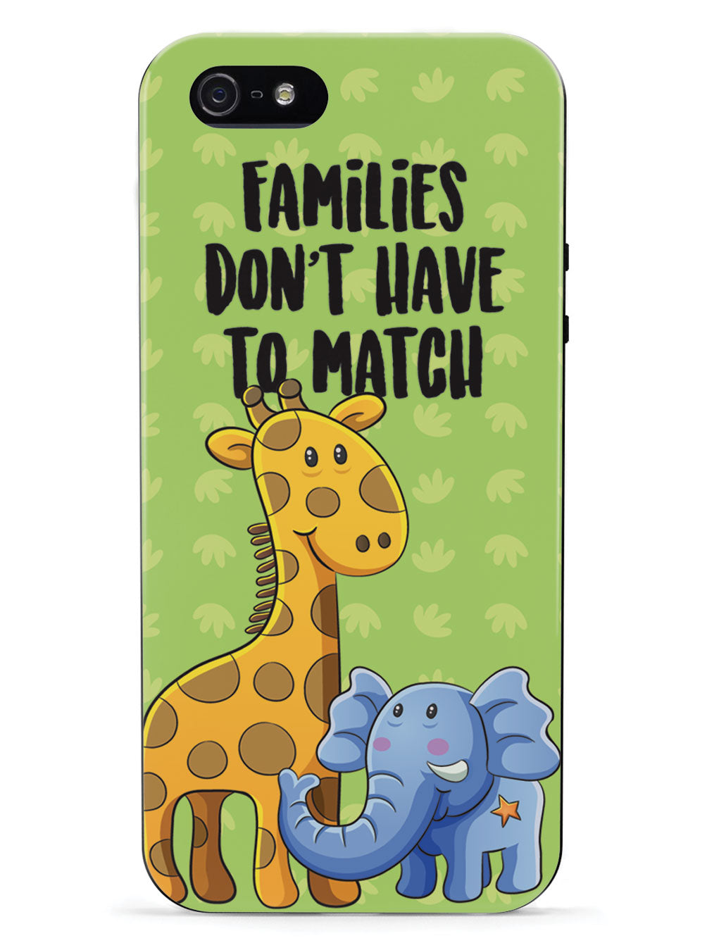 Families Don't Have To Match - Adoption - Black Case