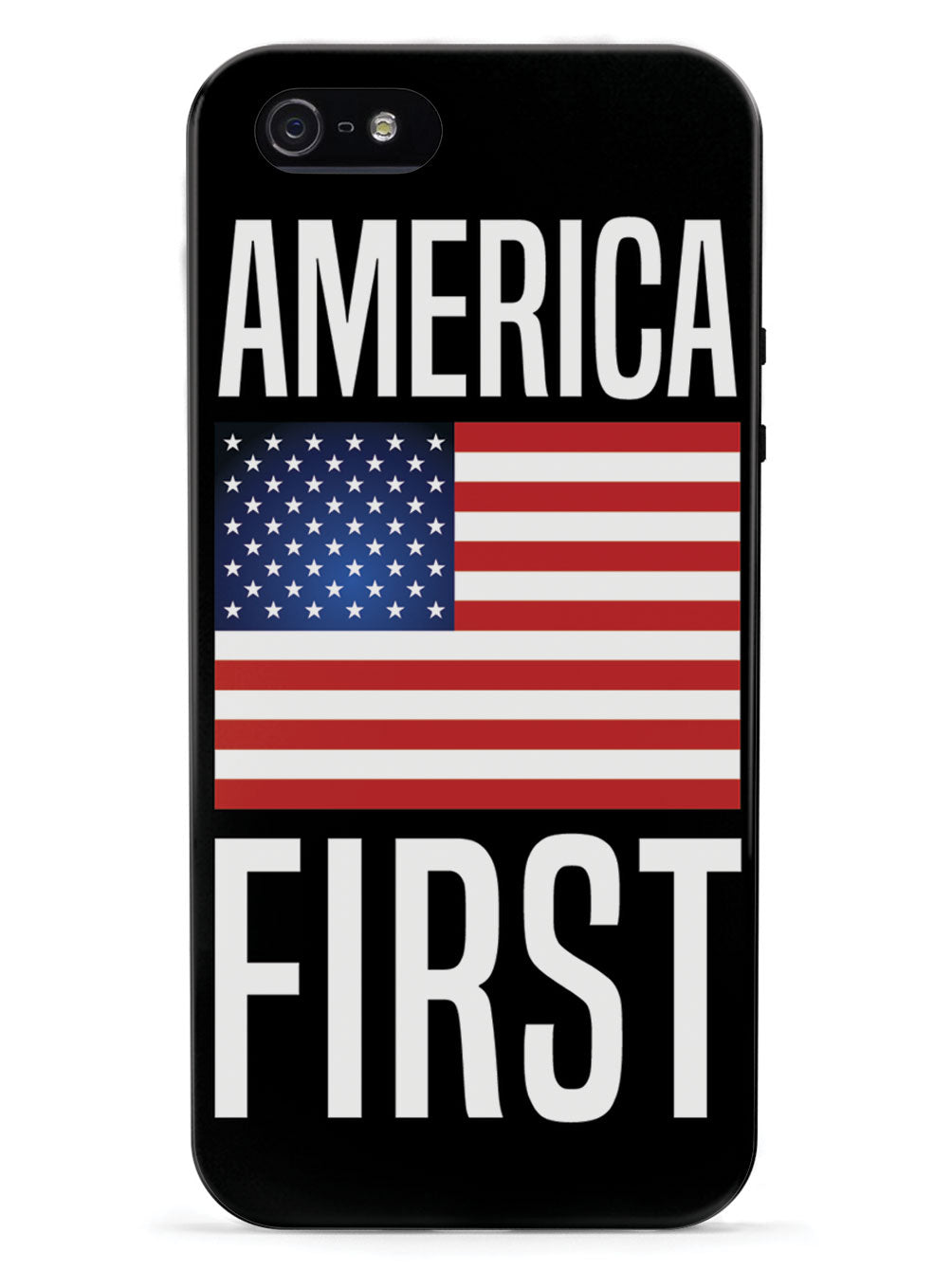 America First - Black Case