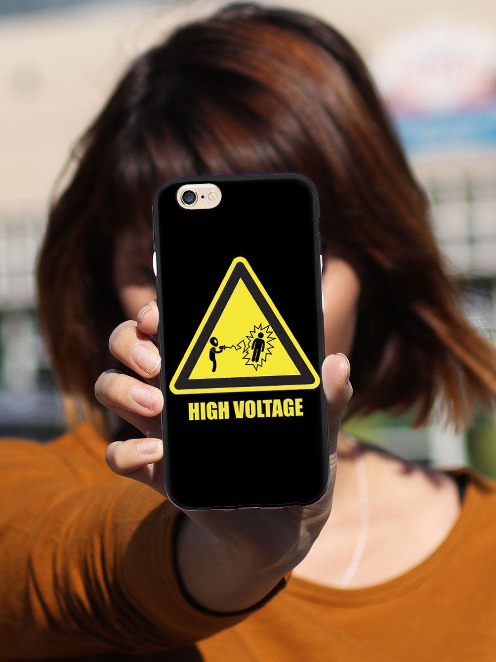 Alien - High Voltage - Black Case