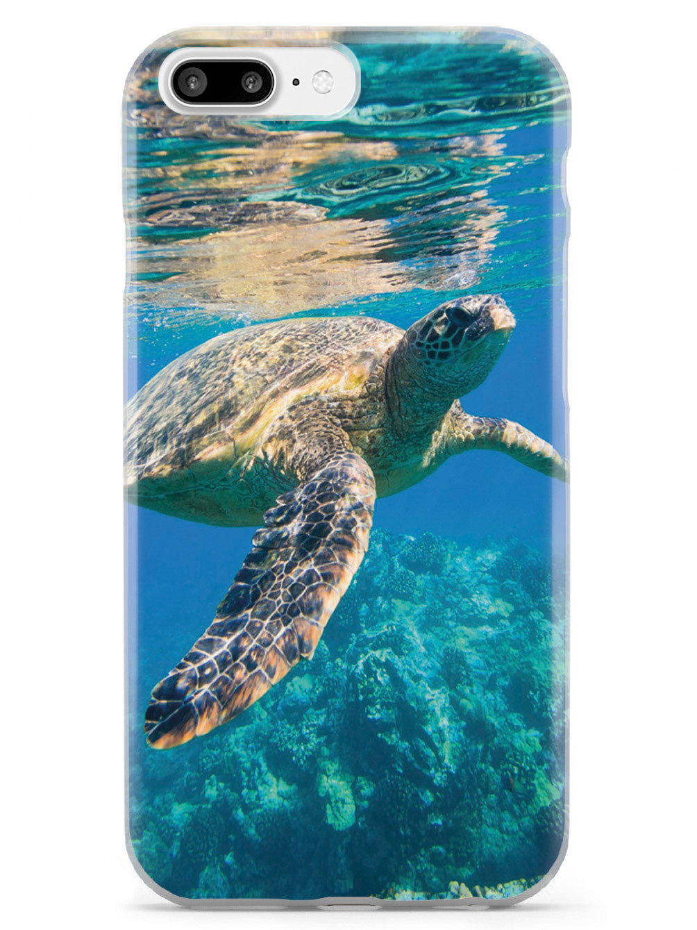 Underwater Sea Turtle Case