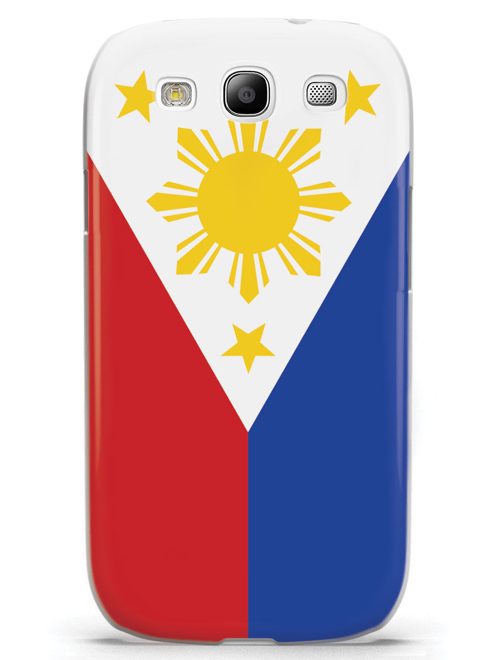 Philippine Flag - Pinoy Pride - White Case
