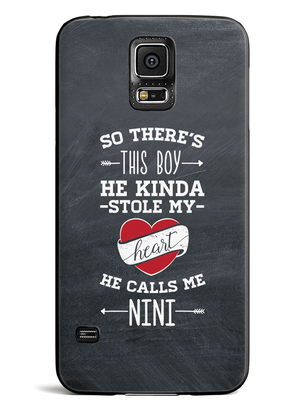 So There's This Boy - Nini Case
