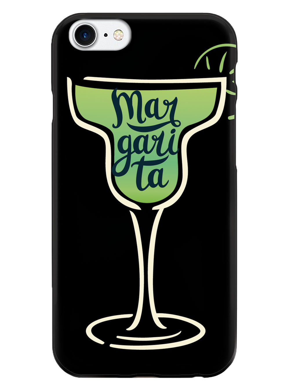Margarita Lettering - Black Case