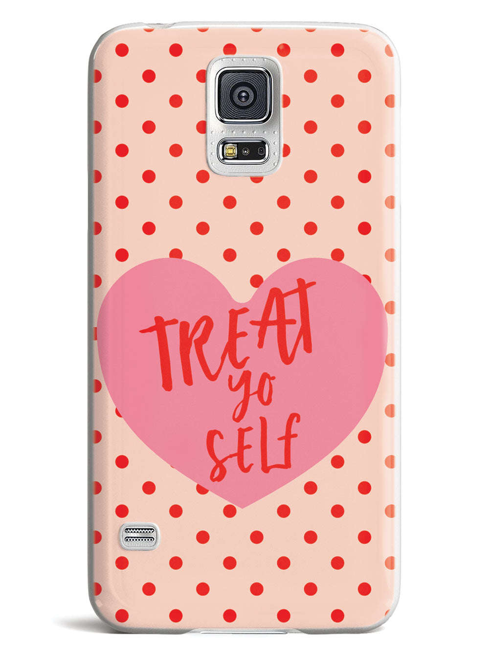 Treat Yo Self - White Case