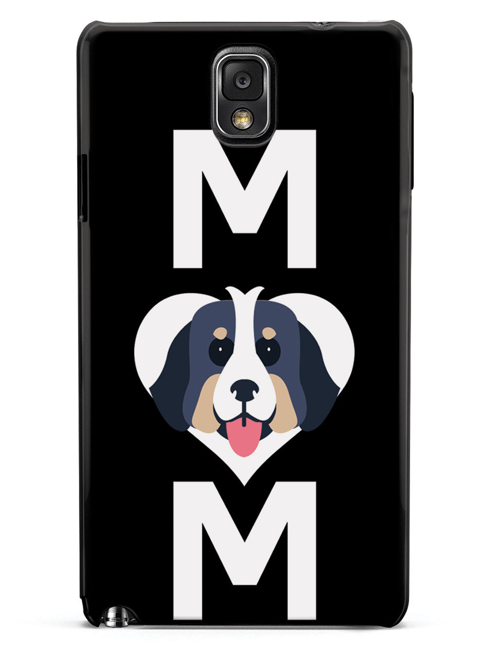 Bernese Mountain Mom Case