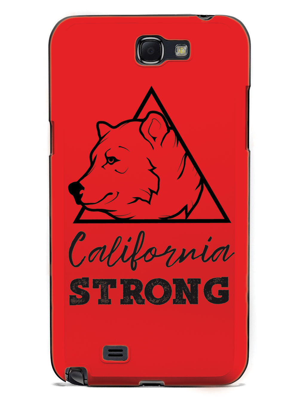 California Strong - Bear Case