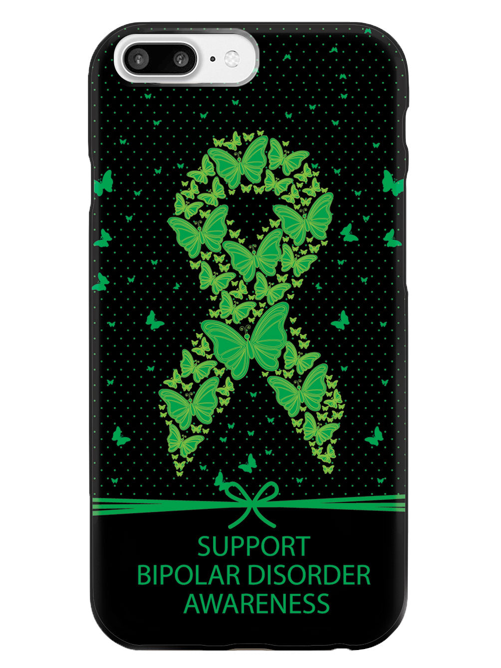 Bipolar Disorder Awareness - Black Case