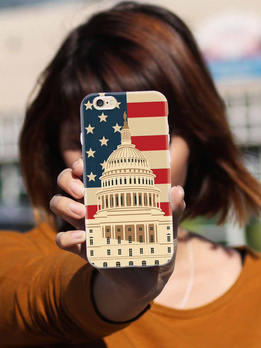 Capitol Building - USA - White Case