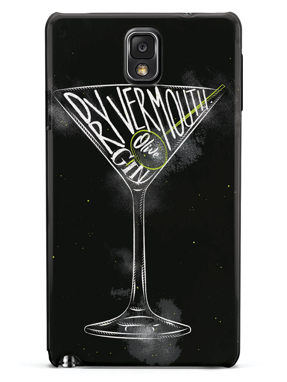 Martini Sketch - Black Case