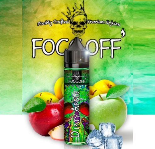 FOGG OFF JUICE DIRTY APPLE
