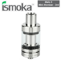2ml Melo 3 Mini Atomizer fra iSmoka Eleaf
