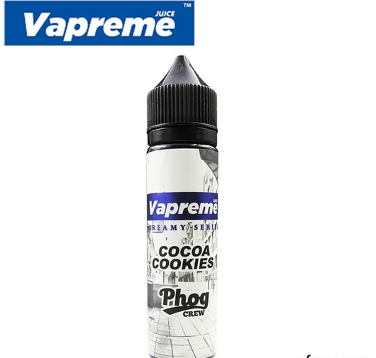 Vapreme Blue Cocoa cookies