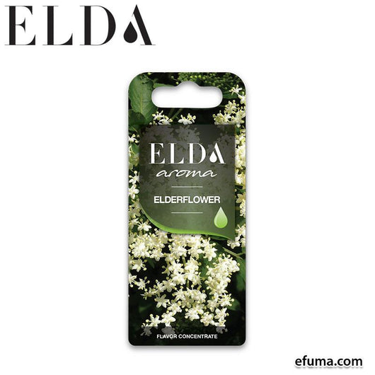10pcs Elda Elder flower - 1ml fra Elda