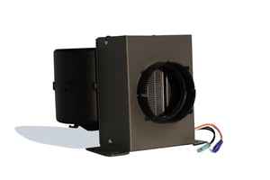 12v Electric Marine Single Speed Defroster Unit