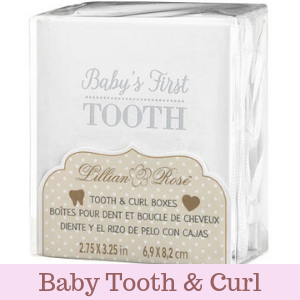 Baby Tooth & Curl