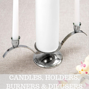 Candles, Diffusers & Oil Burners