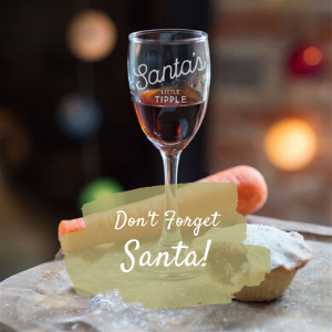 DON'T FORGET SANTA