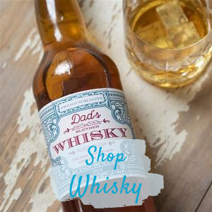 Shop Personalised Whisky