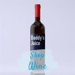 Shop Personalised Wine