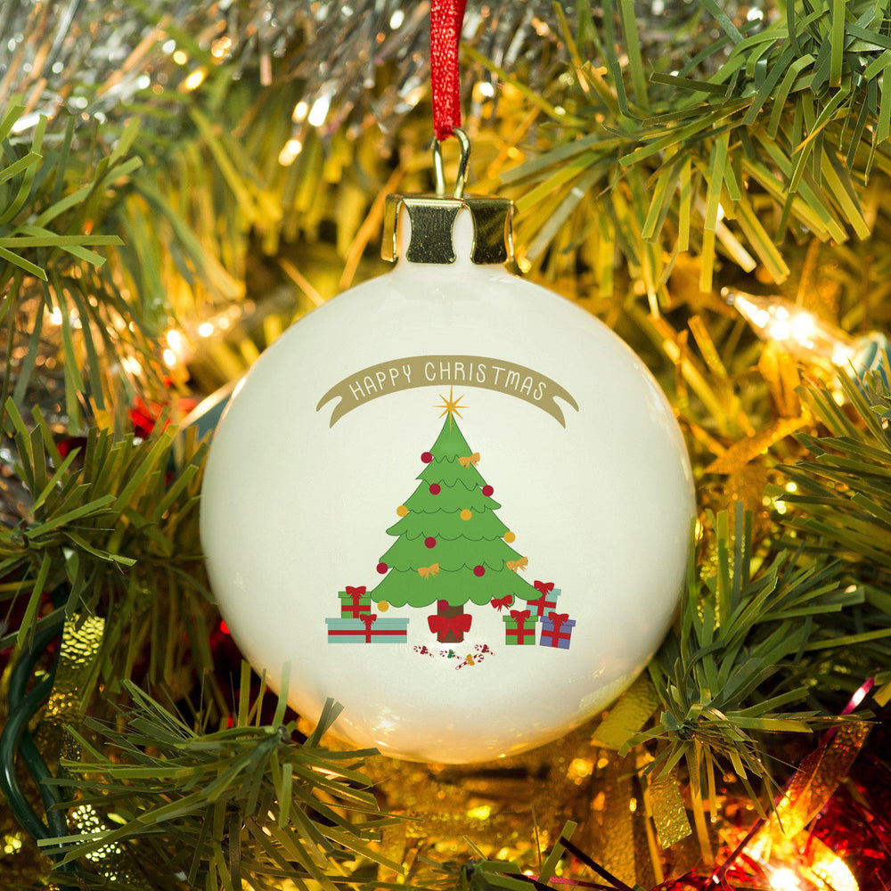 Christmas Tree Bauble - 3v3rythinguneed