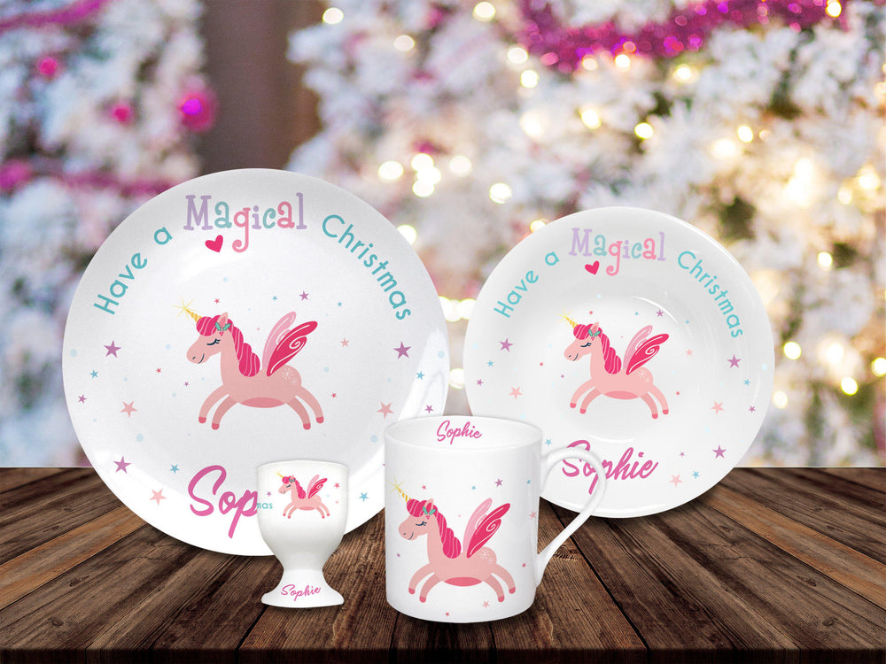 Magical Christmas Breakfast Set - 3v3rythinguneed