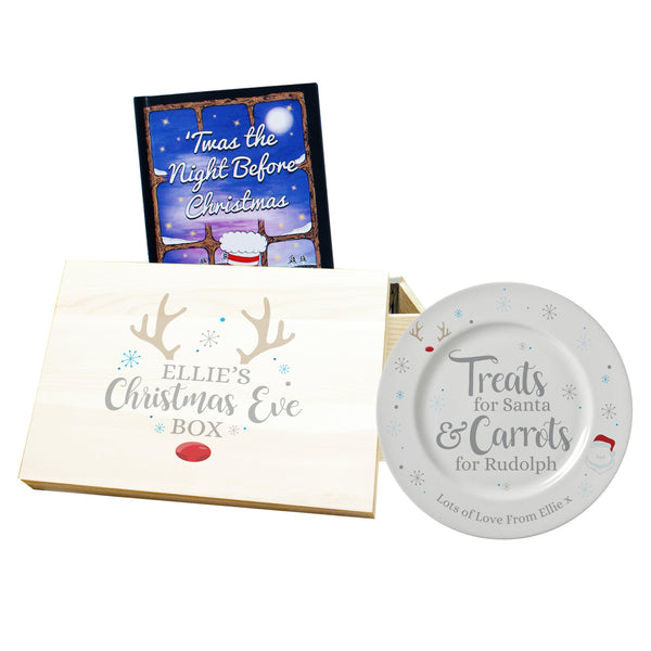 Christmas Eve Box Set - Personalised For Ellie