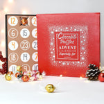 Personalised Truffles Advent Box