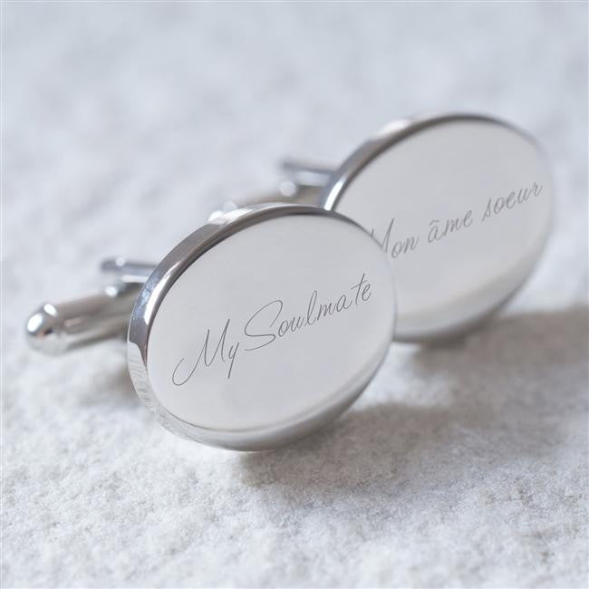 My Soulmate Cufflinks