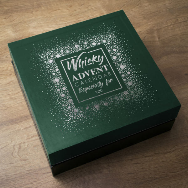 Non-Personalised Whisky Advent Box