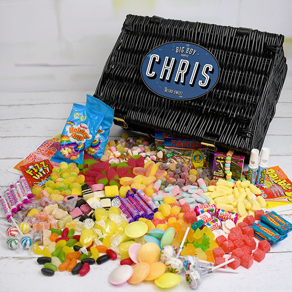 BIG BOY Retro Sweet Hamper