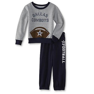 the best attitude 2f0e5 0c710 Toddler Boys' Sweatshirt & Sweatpants - Dallas Cowboys Size 4T