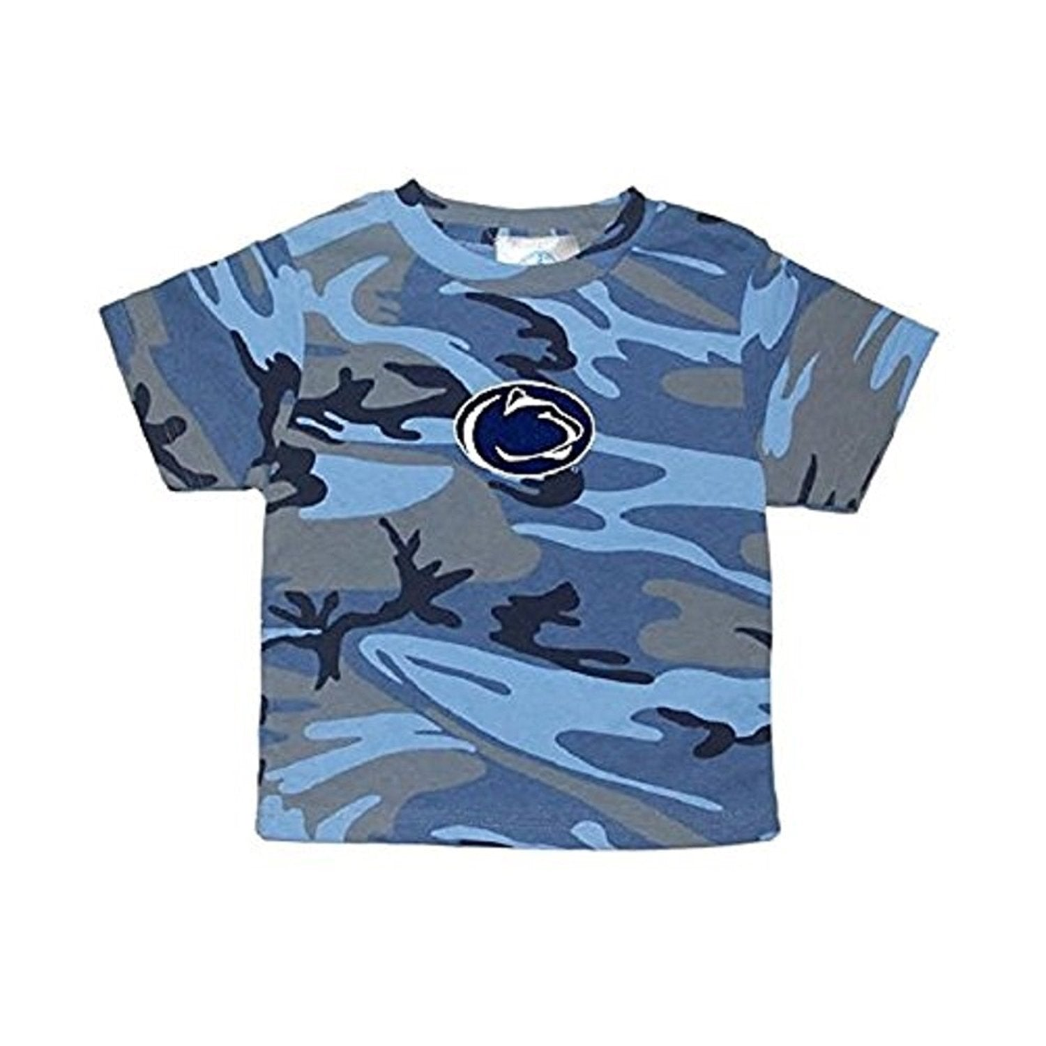 Toddler Boys Penn State Nittany Lions Blue Camo Tee Shirt 14 16 Large –  Interstate Sports fb4b6f4cf23