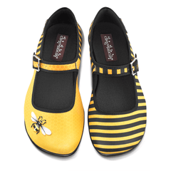 Chocolaticas® Honey Women's Mary Jane Flat