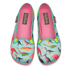Chocolaticas® Dino Women's Slip-On