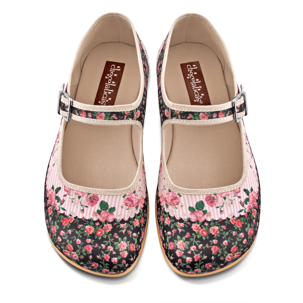 Chocolaticas® Pandora Women's Mary Jane Flat