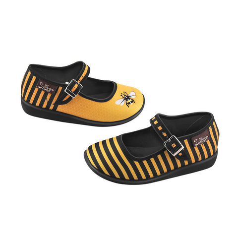 Mini Chocolaticas® Honey Girls Mary Jane Flat