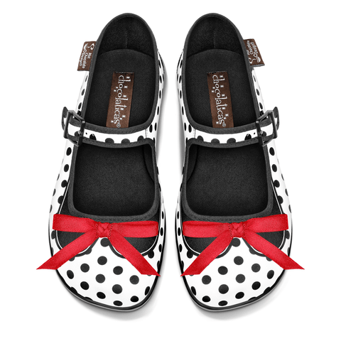 Chocolaticas® Doll Women's Mary Jane Flat