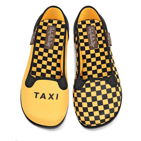 Chocolaticas® Taxi Women's Slip-On
