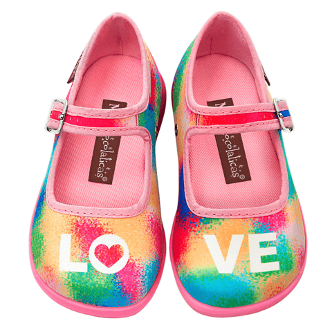 Mini Chocolaticas® Love Girls Mary Jane Flat
