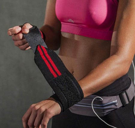 LIFTING WRIST WRAP