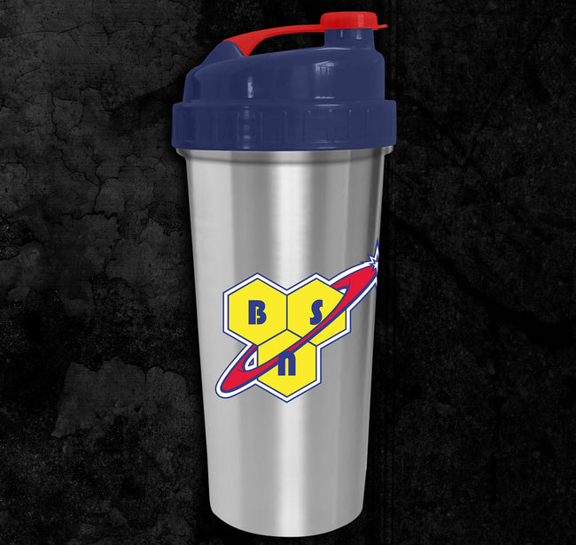 Typhoon Stainless Steel Shaker - 32 oz (Filled)