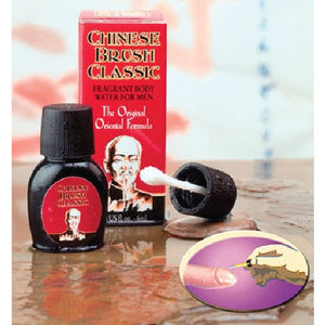 CHINESE BRUSH CLASSIC SEXUAL ENHANCEMENT LOTION - 6ML(男用延时霜)